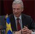 Le Secrétaire d'Etat suédois chargé du commerce