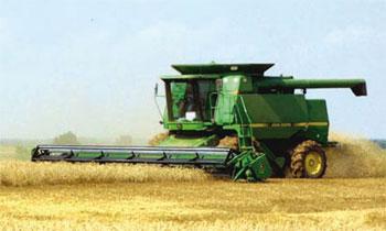 La récolte des céréales en Tunisie pour la saison 2012-2013