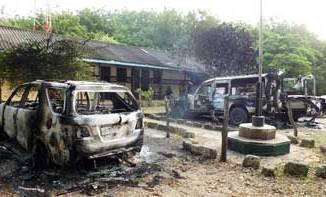 Au moins 49 personnes sont mortes dans l'attaque d'une petite ville côtière par les islamistes somaliens.
