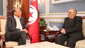 Le président de la République Moncef Marzouki