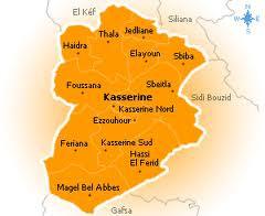 La réalisation du complexe international pour les stages à Chaambi (gouvernorat de Kasserine)