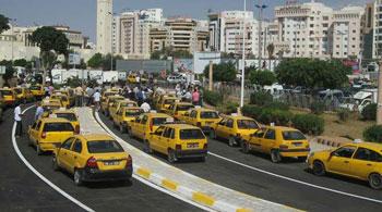 Les taxistes du grand Tunis ont lancé une initiative humanitaire au