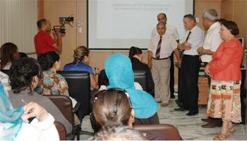 La société tunisienne d'électricité et de Gaz (Steg) a organisé