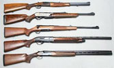 Les unités de police judiciaire à Gabès et avec l'aide des unités d'intervention ont arrêté un individu ayant en sa possession 11 fusils