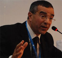 Rencontré lors du forum sur la fiscalité tenu à Sfax