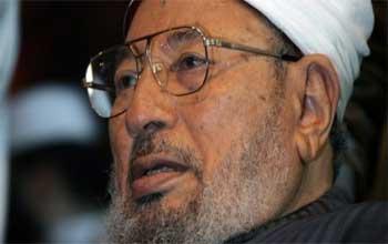 Le prédicateur islamiste Youssef Al Qardawi a démenti les informations selon lesquelles il quittera le Qatar pour s'installer en