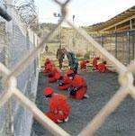 Cinq Tunisiens sont encore internés au centre de détention de haute sécurité de Guantanamo