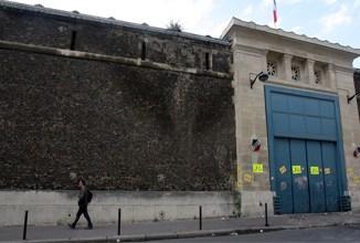 La prison parisienne de la Santé