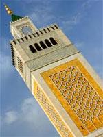 Les forces de la garde Nationale en coordination avec les unités antiterrorisme ont effectué une descente dans la mosquée de Baraket