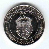Il semble que l'année 2014 s'annonce bonne pour la devise nationale . Après une année 2013 catastrophique qui a vu la devise tunisienne chuter de plus de 12%