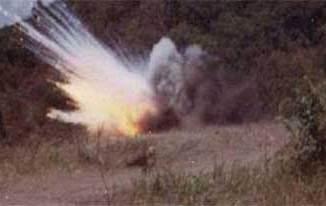 Le correspondant de Shems Fm au Kef a affirmé qu'une mine a explosée aujourd'hui le 22 mars 2015 au Jebel Ouergha.