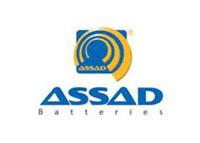 Les employés de la société des batteries Assad