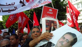 Trois mouvements politiques