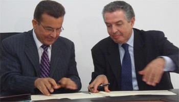 Une convention d'accord entre l'Agence de promotion de l'industrie et de l'innovation (API) et la Confédération des entreprises citoyennes de Tunisie(Conect) a été signée