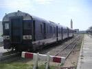 L'activité du transport ferroviaire de voyageurs et du phosphate a repris