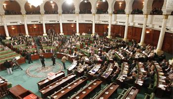 L'Assemblée nationale constituante (ANC) a adopté