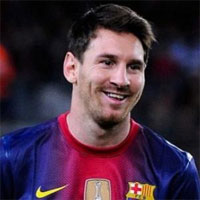 La star du FC Barcelone