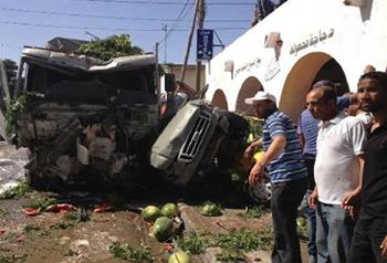 Un tragique accident de la route est survenu