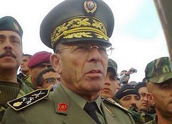 L'ex-chef d'état-major des trois armées