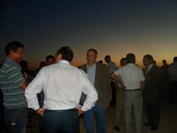 Plus de 26 ambassadeurs et chargés de missions accrédités en Tunisie effectuent actuellement une tournée dans le sud tunisien