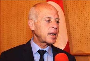 Kaïs Saïd a préconisé la création de chambres judiciaires compétentes dans le cadre de la justice transitionnelle pour traiter les