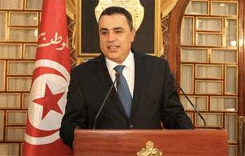 Le Chef du gouvernement Mehdi Jomaâ