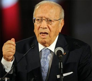 Le président du Nidaa Tounes