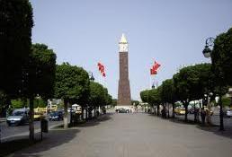 Une marche pacifique a été organisée à l'avenue Habib Bourguiba