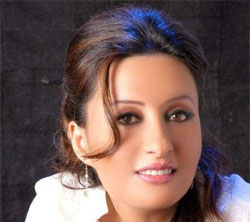 La chanteuse tunisienne Latifa Arfaoui