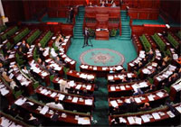 Le site Bawsala a donné les noms des députés qui se sont absentés à la séance du vote de confiance . Ils sont au nombre de 24 : Habib Bribech