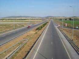 La grève que les  agents de péage de la Société Tunisie-autoroute