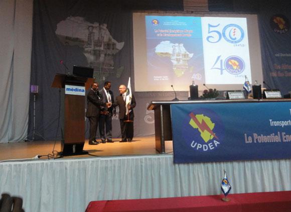 Les travaux du 17ème congrès de l'UPDEA ont été ouverts