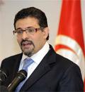 Le ministre tunisien de Affaires étrangères