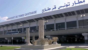 Le trafic général des passagers dans les aéroports tunisiens a progressé de 4.5%
