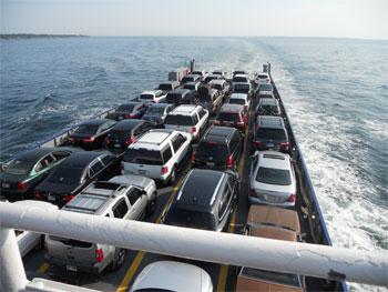 La compagnie nationale de navigation  a annoncé dans un communiqué rendu public que les traversées du Car-Ferry « Carthage »