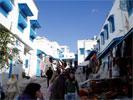 Nombre de commerçants de Sidi Bou Saïd ont entamé un sit-in