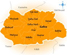Des agents de sécurité  dans le gouvernorat de Gafsa lancent