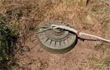 Une troisième mine a explosé dans la journée du mardi 30 avril 2013