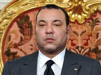 Le souverain marocain
