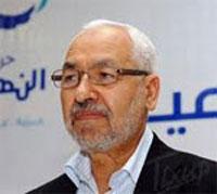 Le chef du mouvement Ennahdha Rached Ghannouchi a annoncé