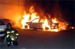 La voiture d'un directeur de lycée à El Aalia (Bizerte) a été incendiée