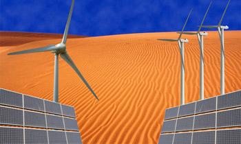 L'Afrique du Nord sera une pièce maîtresse du réseau électrique intégré avec l'Europe et le Moyen-Orient alimenté à 90% par des énergies renouvelables