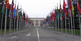 Une délégation du Haut-Commissariat  des Nations Unies aux droits de