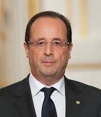 La France n'est pas dans la zone d'intervention de ce qui se passe dans en Tunisie. C'est ce qu'a annoncé François Holland