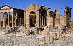 Un citoyen a alerté dans la journée du dimanche 4 août 2013 les autorités sur la présence d'un paquet suspect au site archéologique de Sbeïtla