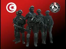 Les unités de la BAT (Brigade antiterroriste)