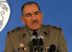 Le major Mokhtar Ben Nasr