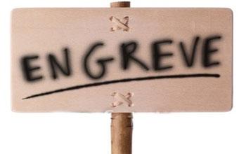 Le nombre de grèves observées au cours des neuf premiers mois de l'année 2013 a enregistré une baisse de 21% par rapport à la même période de l'année dernière