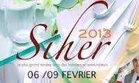 Le salon SIHER 2013 qui a ouvert ses portes mercredi 6 février devait se poursuivre jusqu'au samedi 9 du mois