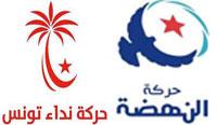 Le dernier sondage d'opinion de l'agence 3C Études a montré que le Mouvement Ennahdha est toujours à la tête des intentions